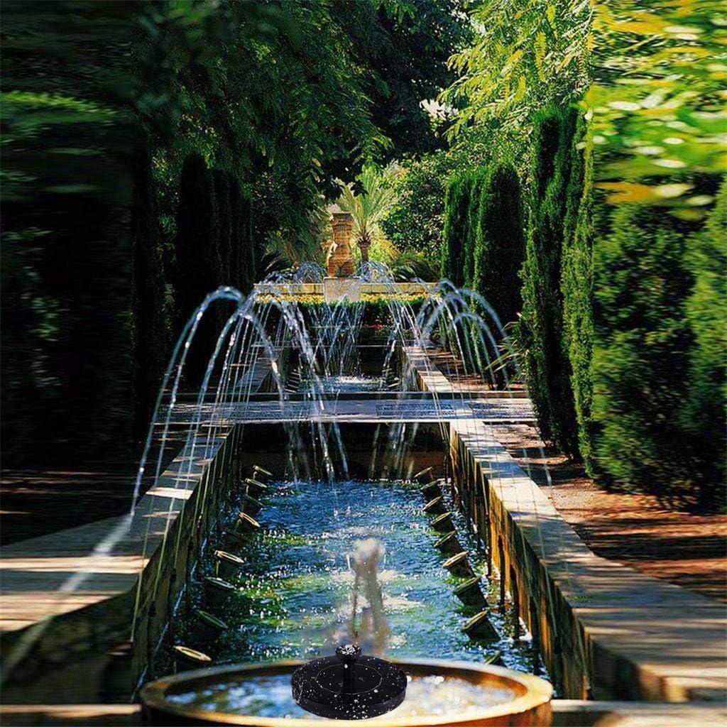 Schwimmbad Und Unabh/ängige Schwimmende Solarbrunnenpumpe Im Freien A Innerternet Springbrunnen Solar Pumpe Teich Garten Aussen Solarbetriebener Vogeltr/änke Schwimmend Bodenbrunnen F/ür Garten