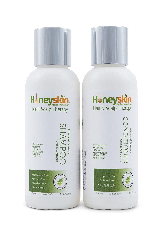 Amazon Dry Scalp Treatment Shampoo Conditioner Set For Eczema