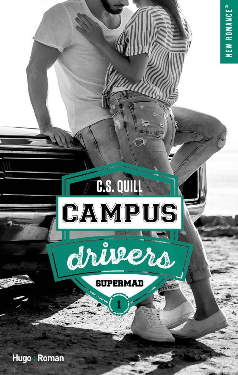 Amazon.fr - Campus drivers - tome 1 Supermad (1) - Quill, C. s. - Livres