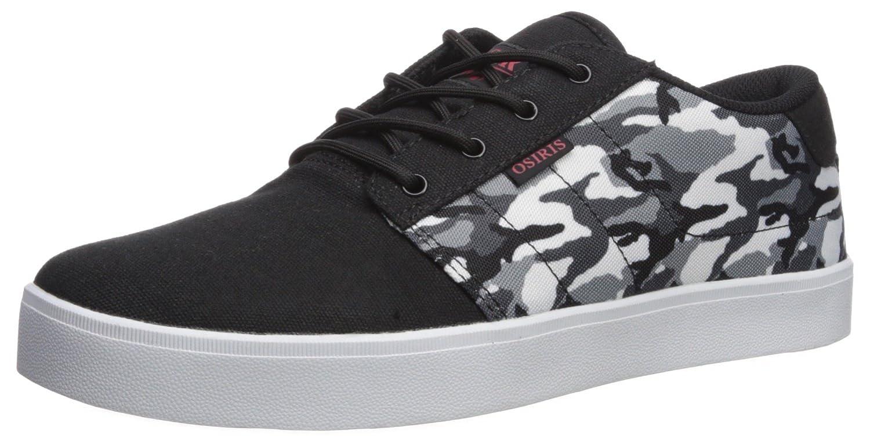 Osiris Men's Mesa Skateboarding Shoe 6.5 D(M) US Brigade/White