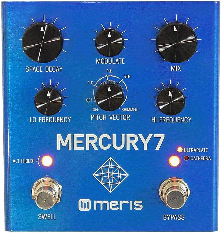 Meris Mercury7 Pedal