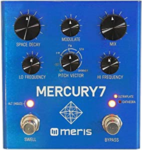 Meris Mercury7 Pedal