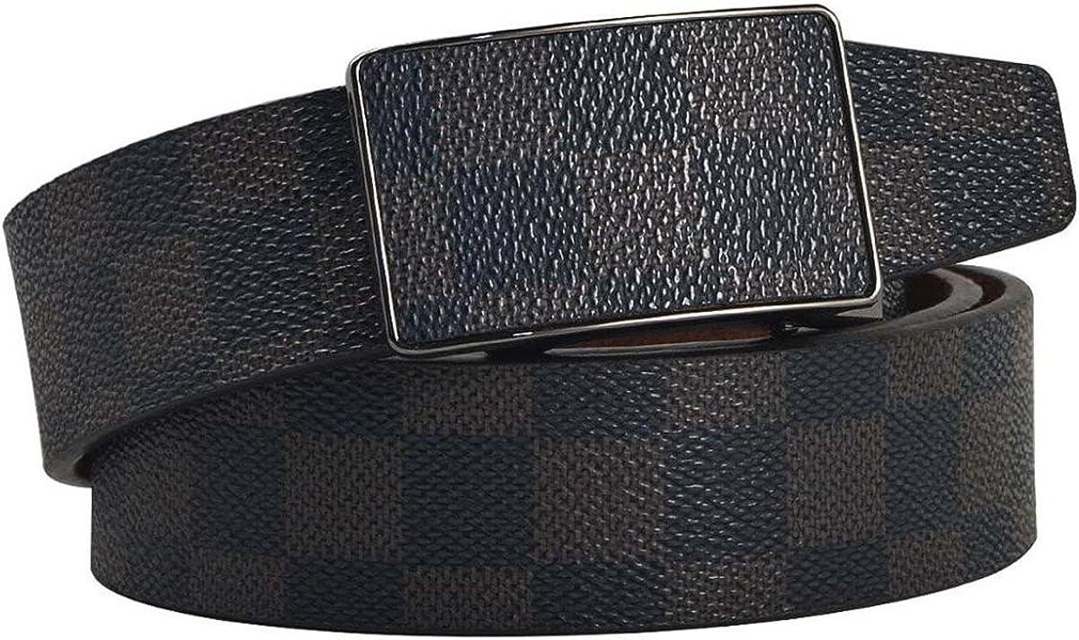 Automatic Buckle Men Belt Fashion Luxury Belts For Men Belts Men