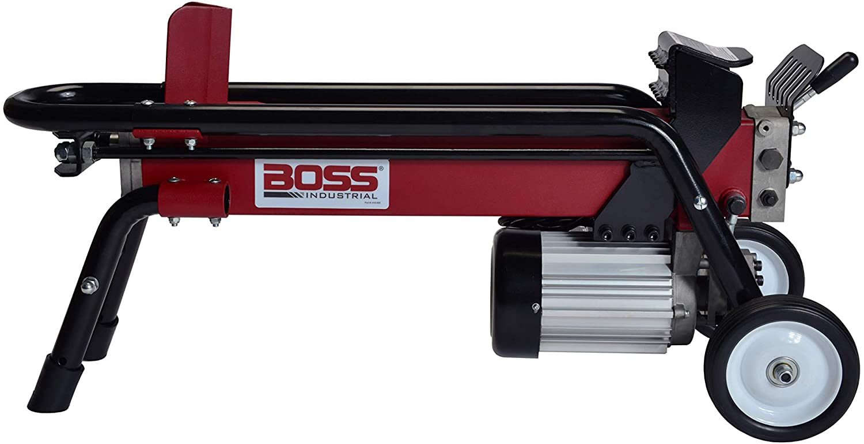 4. Boss Industrial ES7T20 7-Ton Electric Log Splitter