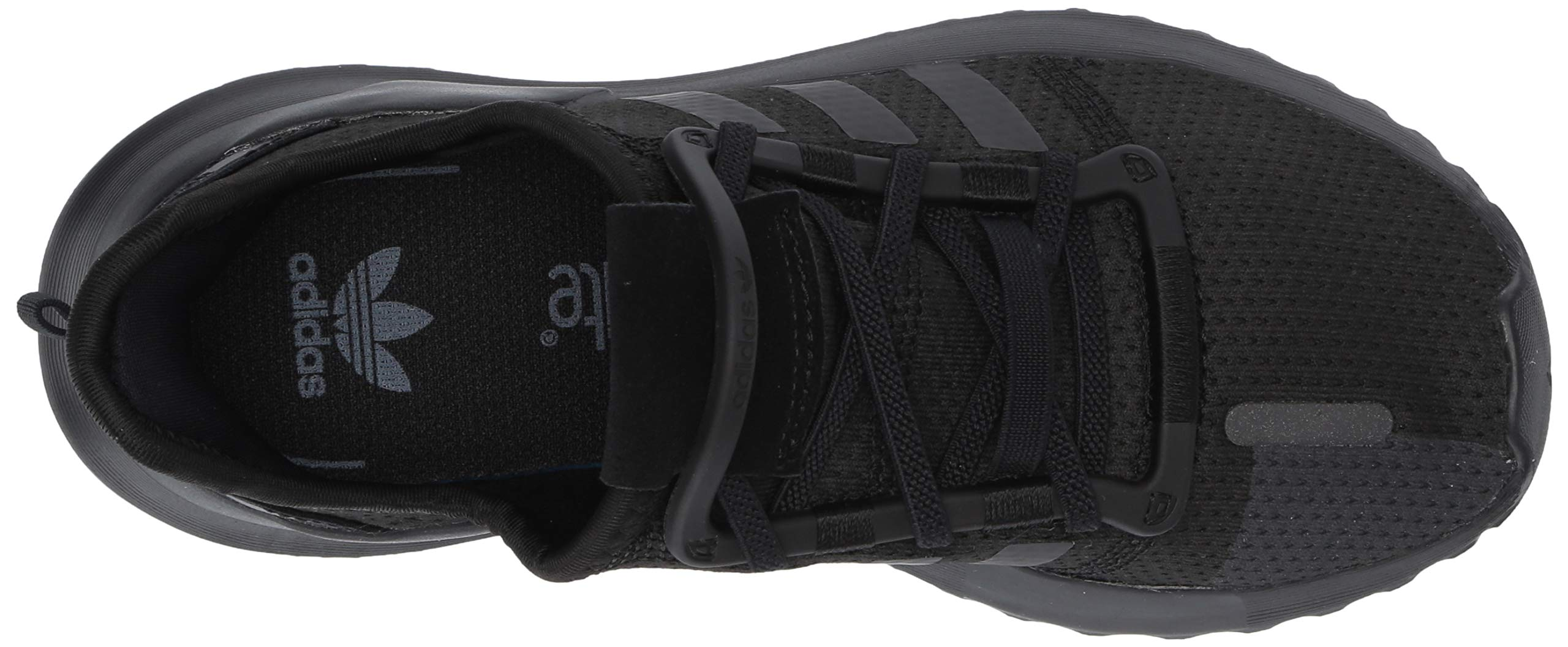 adidas Originals Baby U_Path Running Shoe Black/White, 6K M US Toddler by adidas Originals (Image #7)