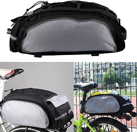 FADDR - Bolsa portaequipajes para Bicicleta, Bolsa de Herramientas ...