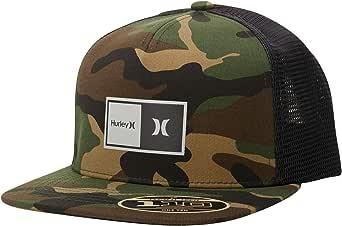 Hurley Men's Natural Trucker Hat