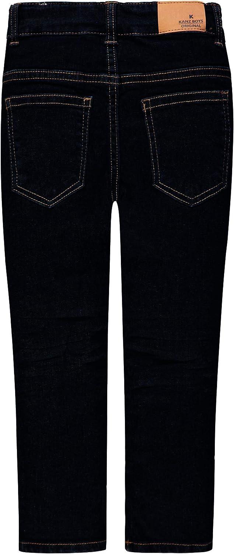 Kanz Jungen Jeans Hose Baseline Dark Blue