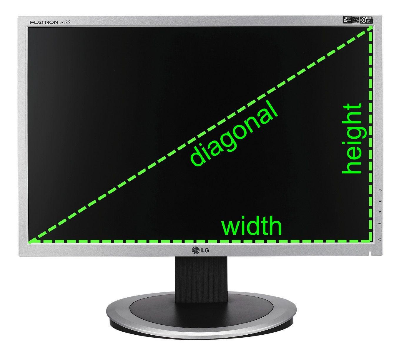 Viziflex 24'' Screen Protector