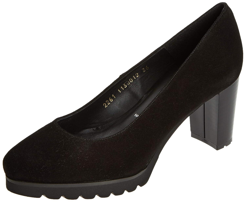 TALLA 36 EU. Gadea 41326pr, Zapatos de tacón con Punta Cerrada para Mujer