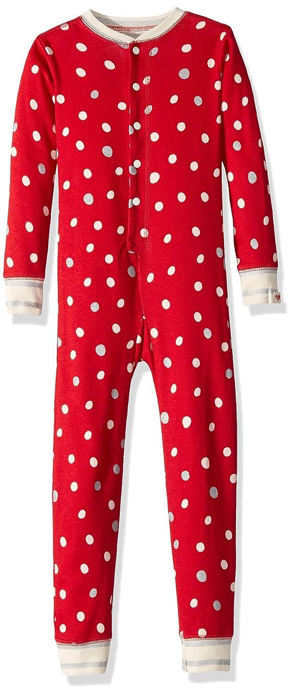 Hatley Girls Organic Cotton One Piece Pajamas