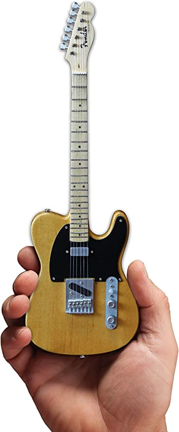 Butterscotch Blonde Fender Telecaster - Réplica de guitarra en ...