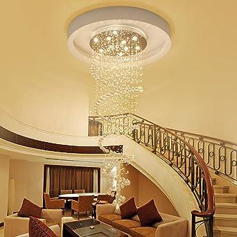 Leuchter Kristall Kronleuchter runden rotierenden Villa ...