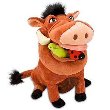 Disney - Pumbaa Plush - The Lion Guard - Medium - 12 1/2 -