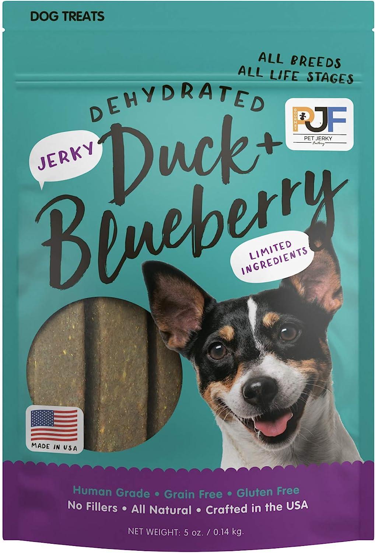 Pet Jerky Factory Premium Dog Treats | 100% Human Grade | Made in The USA | Grain Free | All Natural