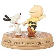 Peanuts Happy Dance Figurine Figurines Movies & TV