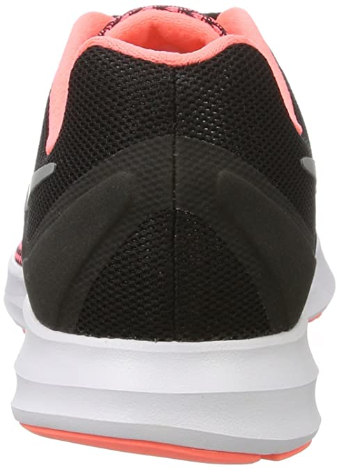 Nike Downshifter 7 (GS), Zapatillas Deportivas para Interior para Niñas, Negro (Black/Metalic Silver-LV Glow-White), 37.5 EU: Amazon.es: Zapatos y ...