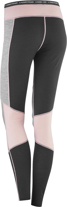 Super Soft 100/% Merino Wool Baselayer Leggings Kari Traa Womens Lam Pants