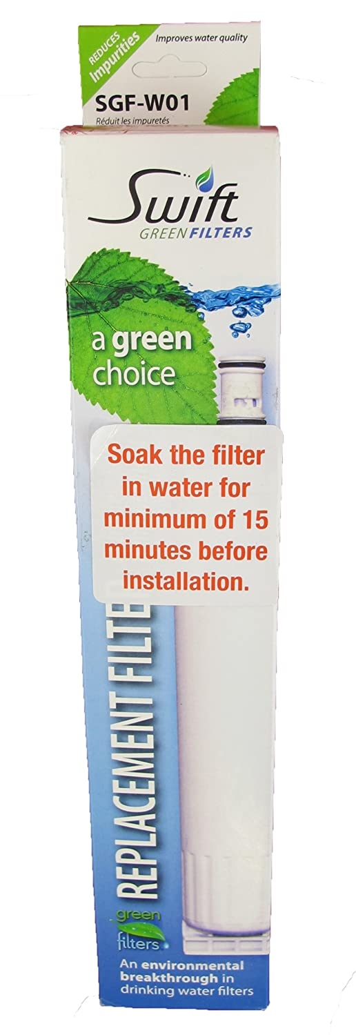 Swift Green Filters SGF-W01 (1 Pack) Refrigerator Water Filter