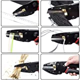 Wire Cutting Pliers, 3 in 1 Cutting Tool &Pruning