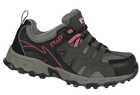 WK Tex. Da-Lite zapato de seguridad Luna S1P, 1 pieza, Negro, 811159042