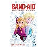 BAND-AID(バンドエイド) 救急絆創膏 ディズニー アナと雪の女王 20枚入