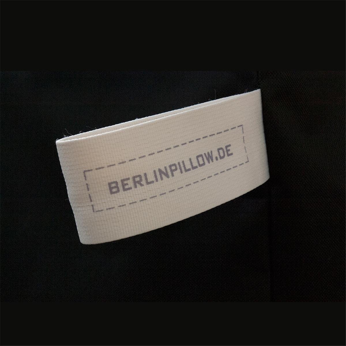 Berlinpillow  4260406163778 Original Bean Bean Bean Bag In und Outdoor PalettenRückenkissen Pallets Bag, 160 x 30 x 10 cm, anthrazit af954d