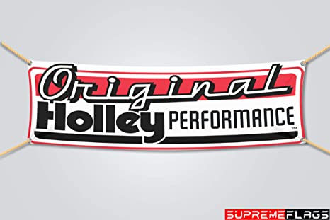 American Auto Parts >> Amazon Com Brand New Holley Original Banner Flag American