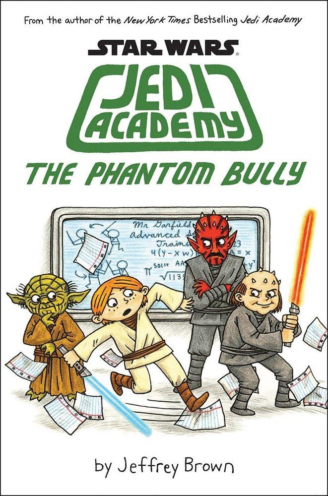 The Phantom Bully (Jedi Academy) pdf