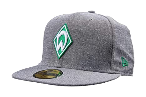 Werder Bremen New Era 59 Fifty Diamantes Snapback Cap, Gris, 7 ...