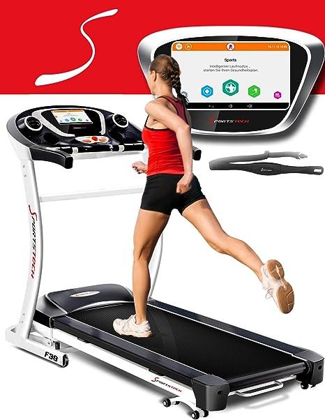 Sport Tech F38 con cinta de correr profesional 22.86 cm Android ...