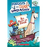 All Paws on Deck: A Branches Book (Haggis and Tank Unleashed #1): A Branches Book (1)