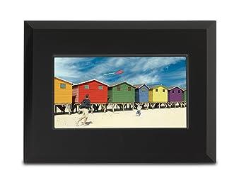 Polaroid 8 pulgadas marco de fotos digital (cristal negro): Amazon.es: Electrónica