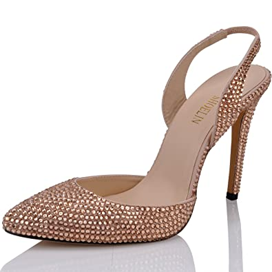 78d100f91d96 SHOELIN Stiletto Sandals