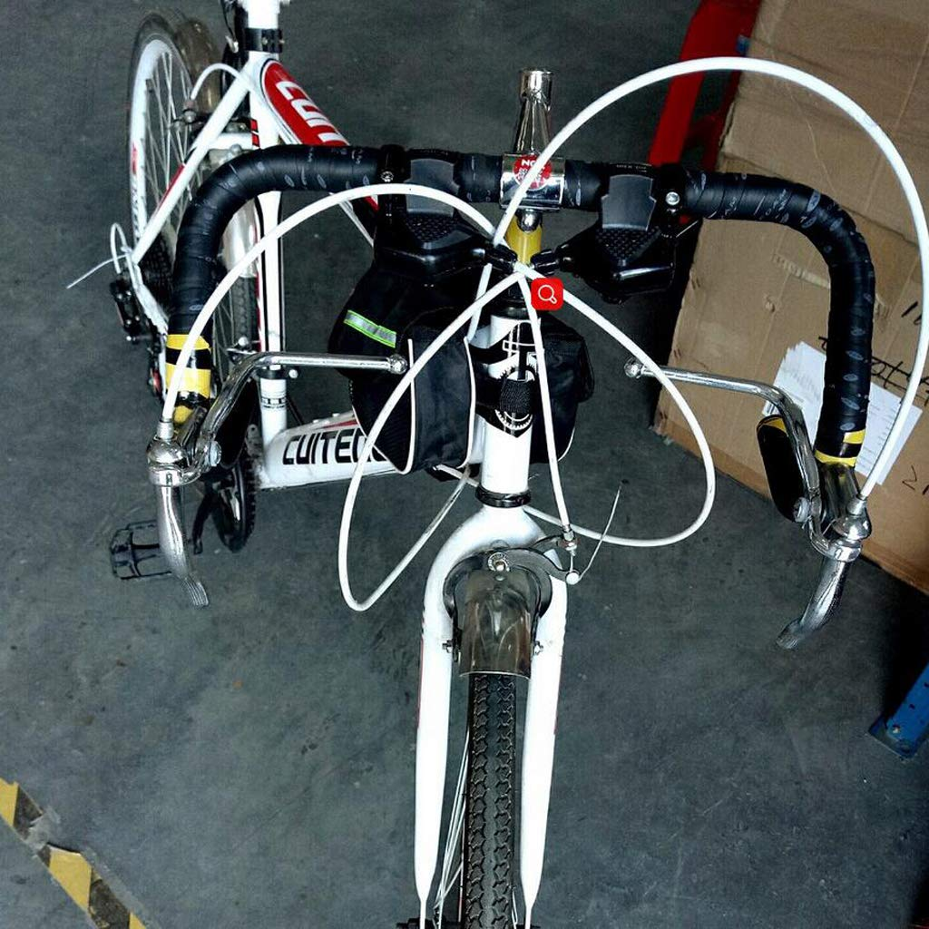 Baoblaze Leve Freno Bici da Strada Coppia Manubrio Corsa Doppio Comando per Veicolo