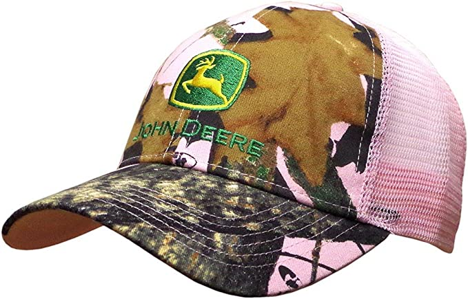 John Deere gorra de impermeable con respaldo de malla mujer ...