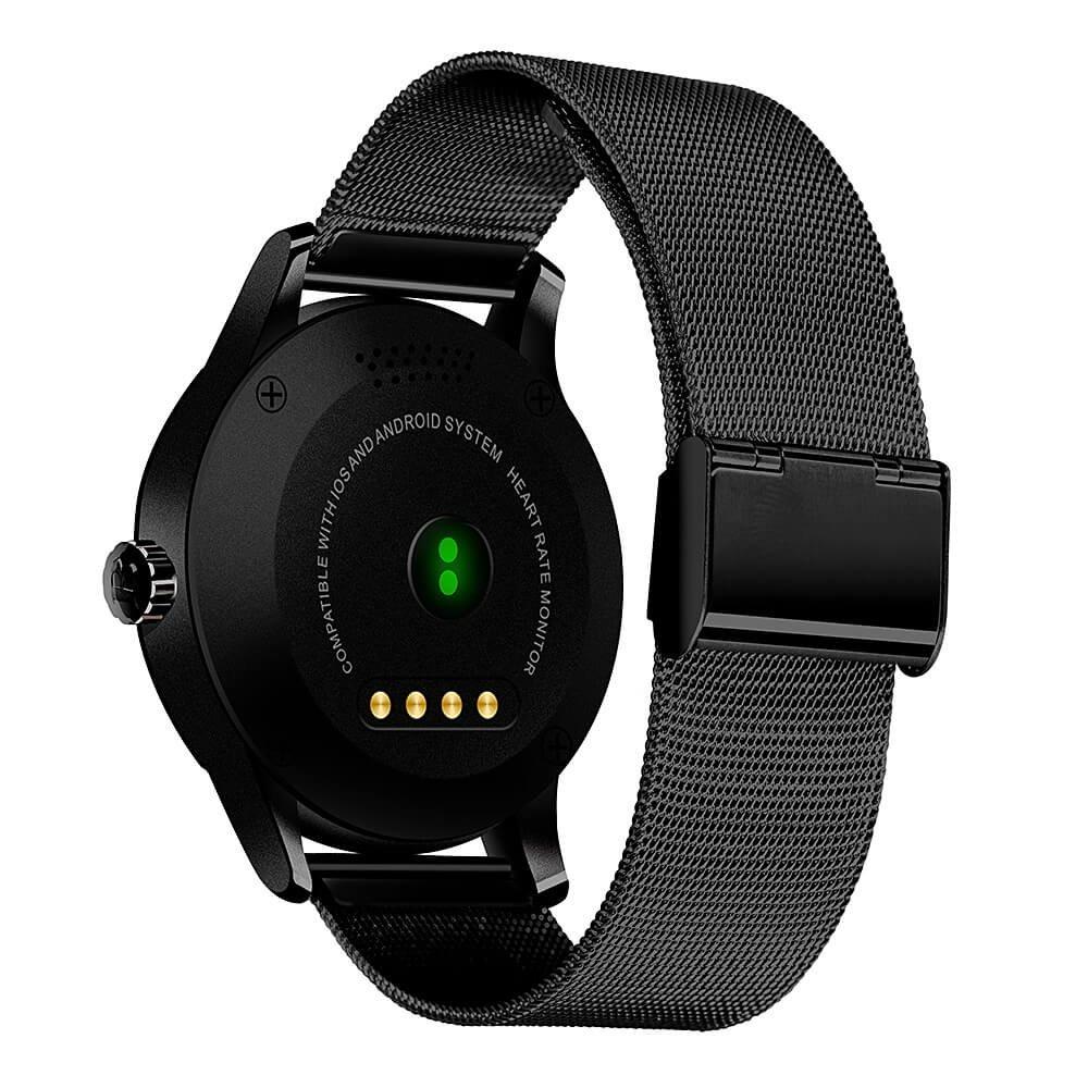 Muvit I/O Urban ProHR Reloj de Actividad y Sueño, Negro ...