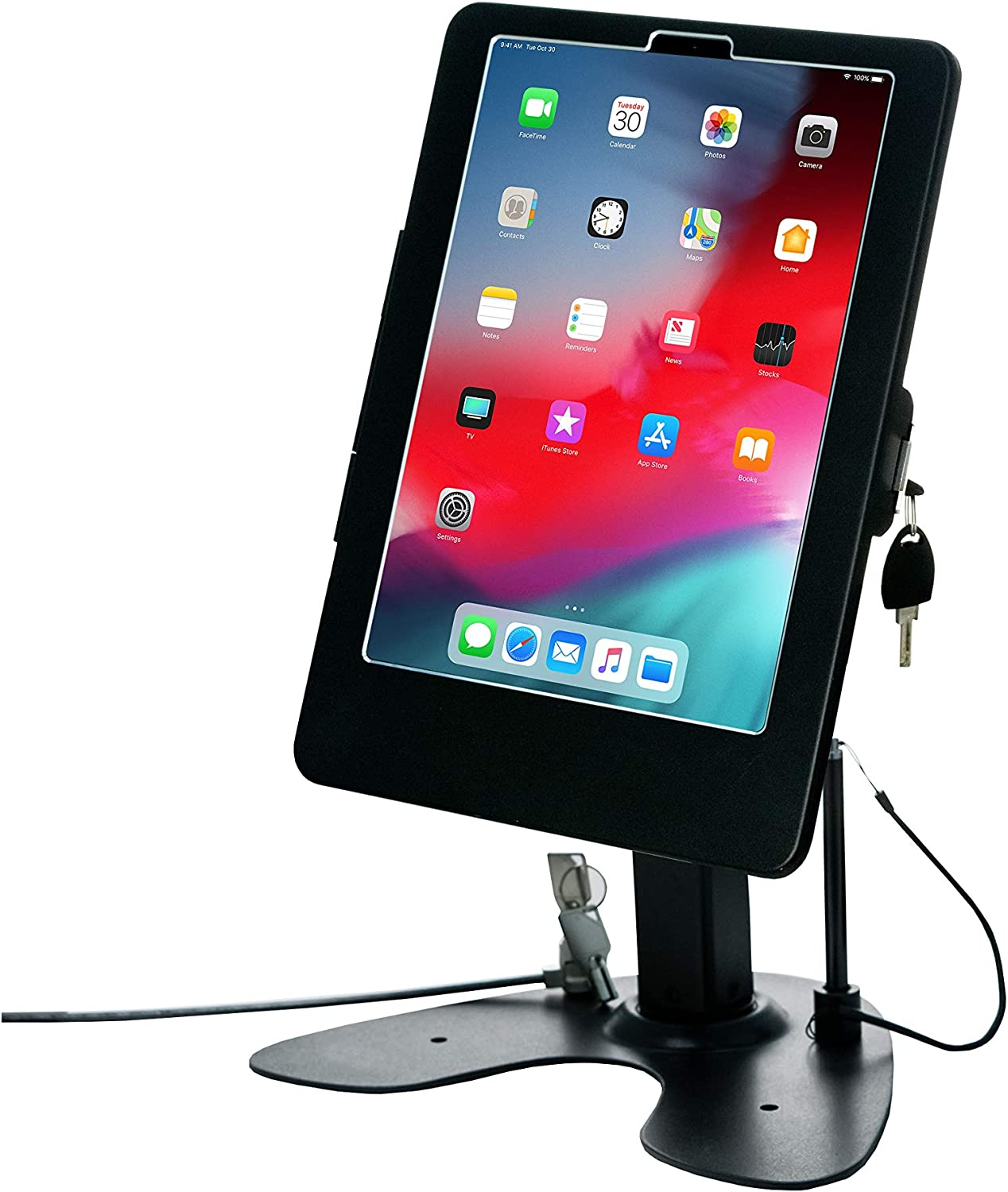 CTA Digital: Dual Security Kiosk Stand for 11-inch iPad Pro