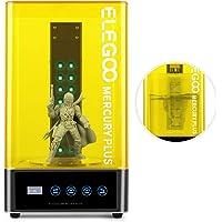 ELEGOO Mercury Plus - Máquina de lavado y curado 2 en 1 para modelos LCD/DLP/SLA impresos en 3D de resina con curado…