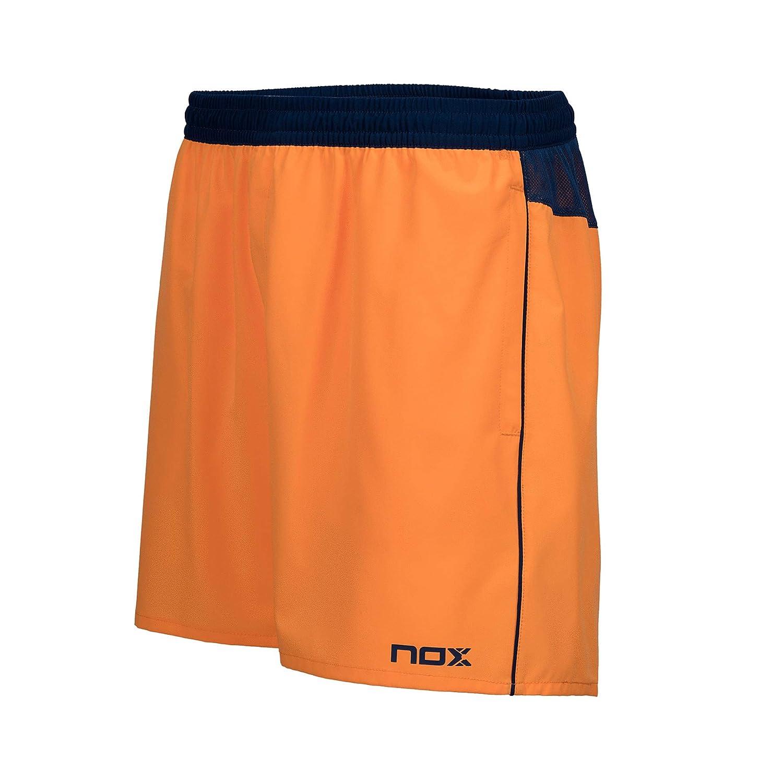 NOX Short Pro Naranja: Amazon.es: Deportes y aire libre