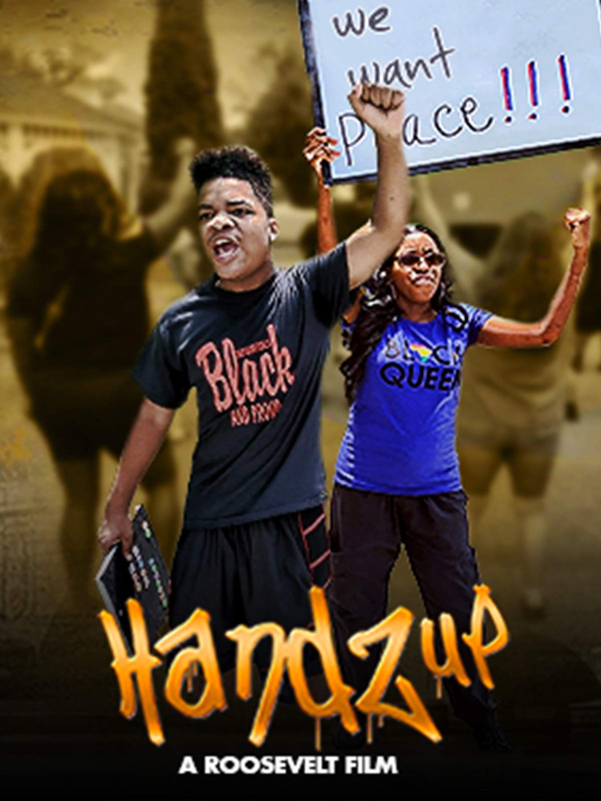 Handz Up on Amazon Prime Video UK