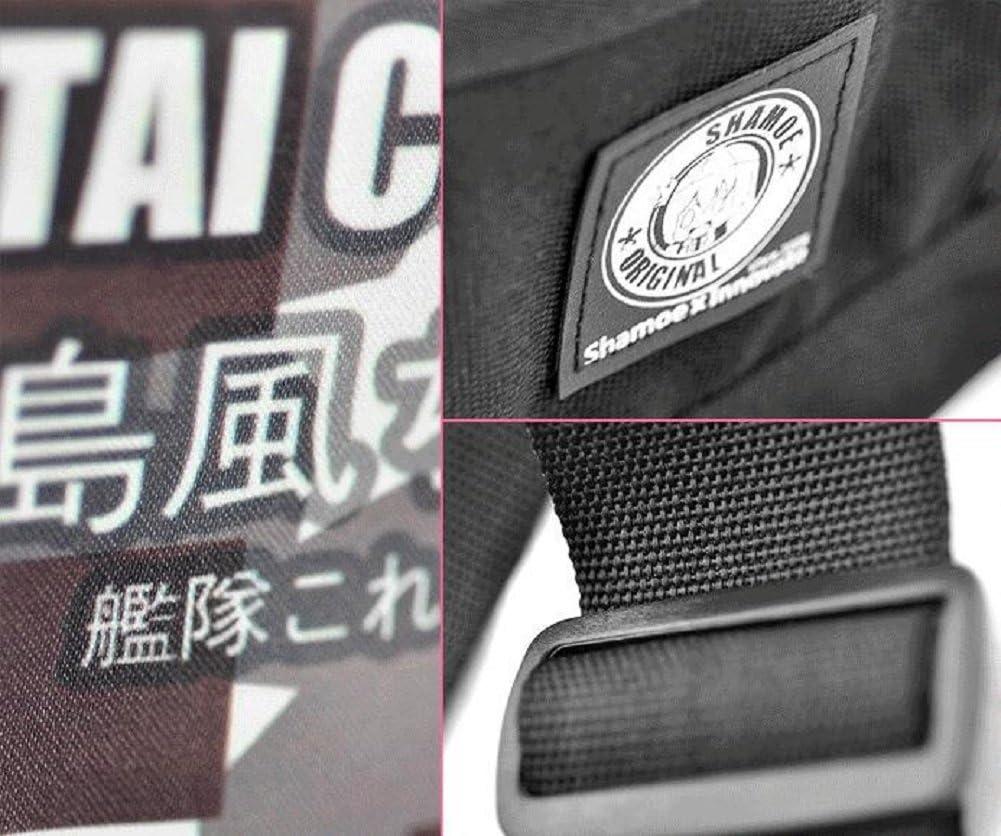 Miraclel Anime Cosplay sur toile Sac /à dos Sac /à bandouli/ère Sac /à bandouli/ère 40cmx21cmx12cm Hatsune Miku
