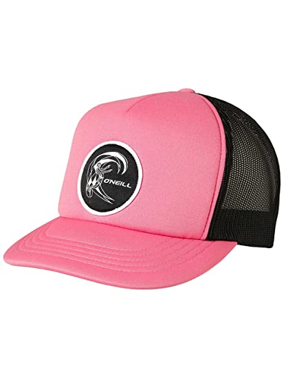 Amazon.com  ONeill Bm Trucker Cap in Shocking Pink  Sports   Outdoors 95abfe2a65