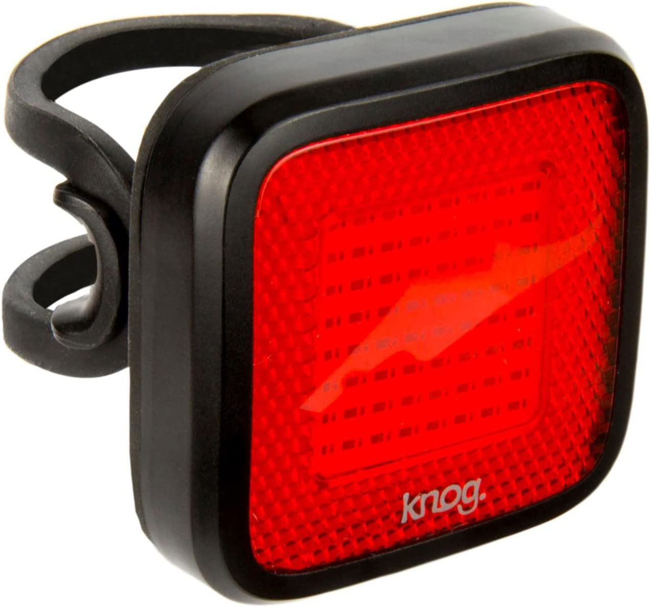 Knog Blinder Mob Mr Chips luz Trasera para Bicicleta, Color Negro ...