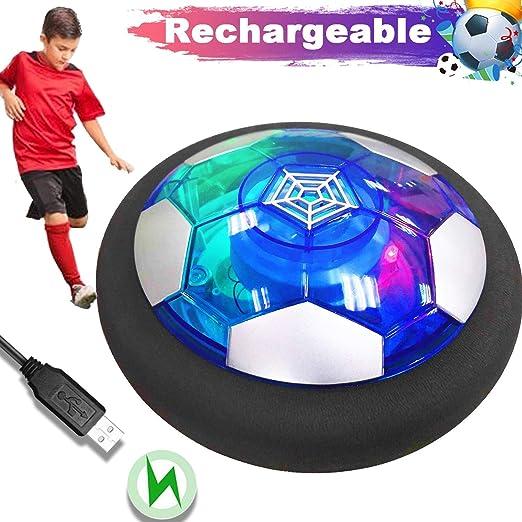 Conjunto de fútbol y la Potencia de Aire, USB Hover Powerball ...