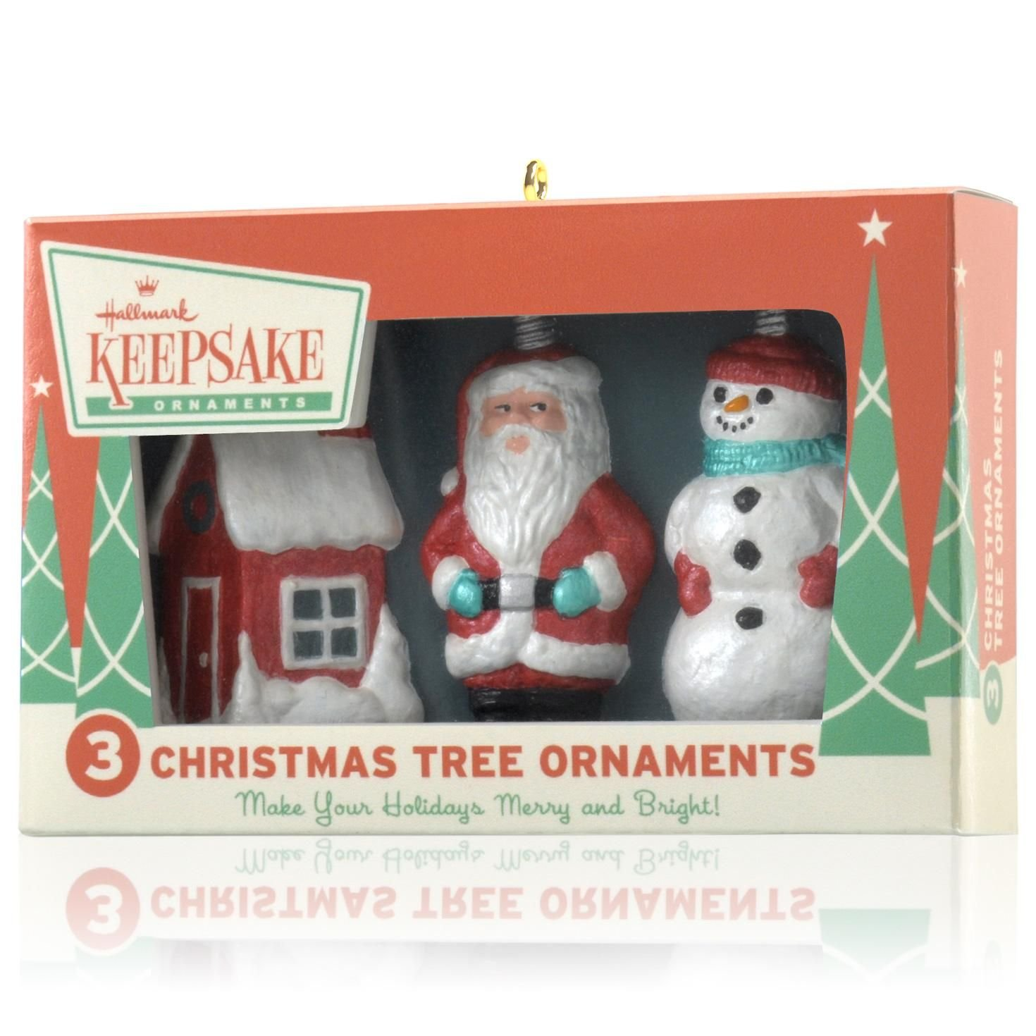 Amazon.com: Nifty Fifties Keepsake Ornaments - 2014 Hallmark ...