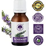 Old Tree Rosemary Essential Oil 15 Ml Pure And Natural Relaxant For Skin ,Muscles And Joint.