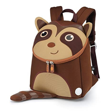 Amazon Com Cute Toddler Kids Backpack With Anti Lost Leash And Name