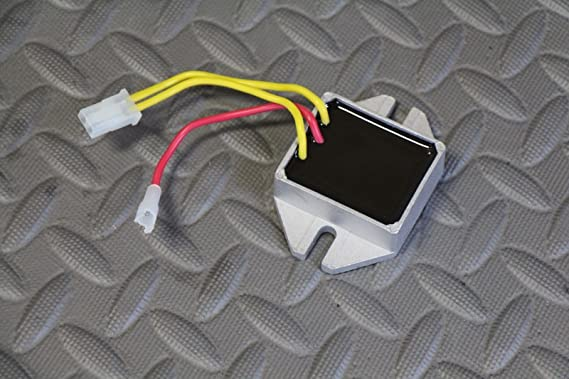 DZE 2325 New Voltage Regulator Replaces Briggs and Stratton #493219