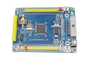 STM32 °F103 Dual-Core Development Board: Amazon co uk: Electronics